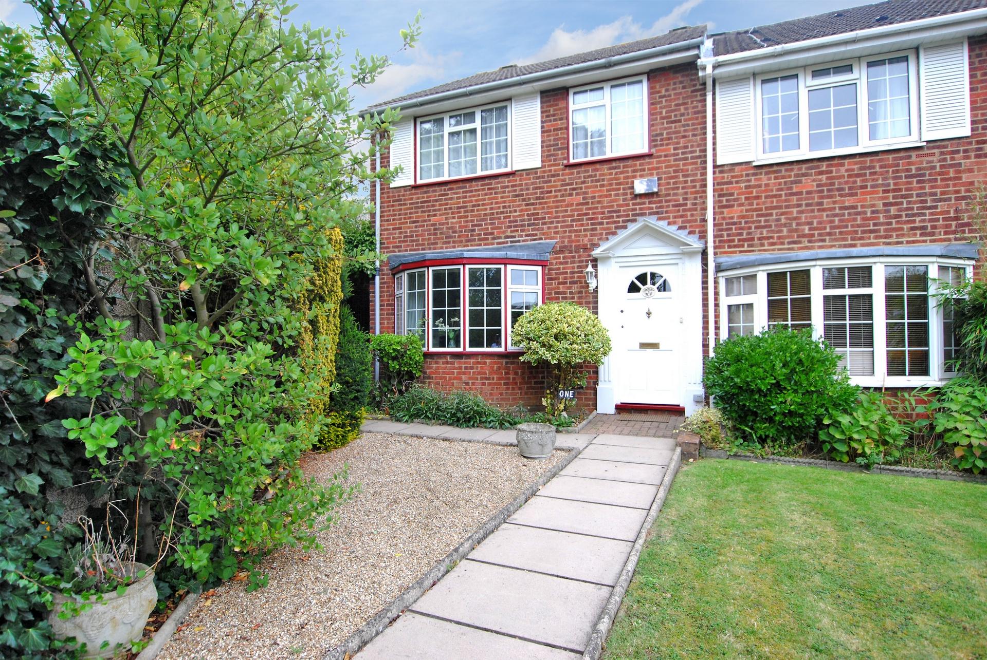 Oakley Close  Hanwell  W7