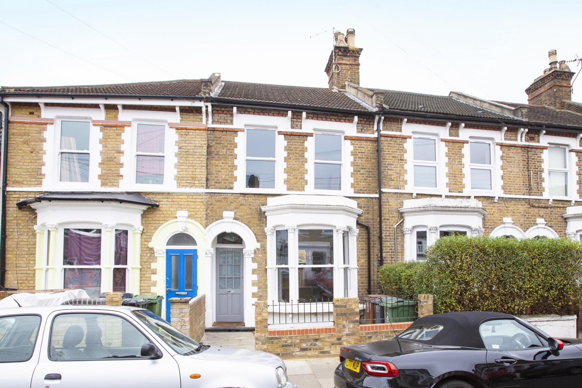 Grove Road  Bushwood Area  London  E11
