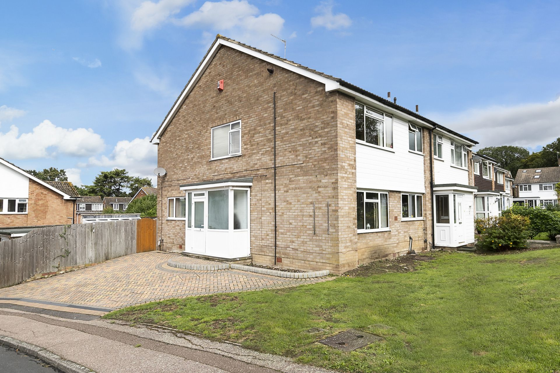 Ardmore Lane  Buckhurst Hill  IG9
