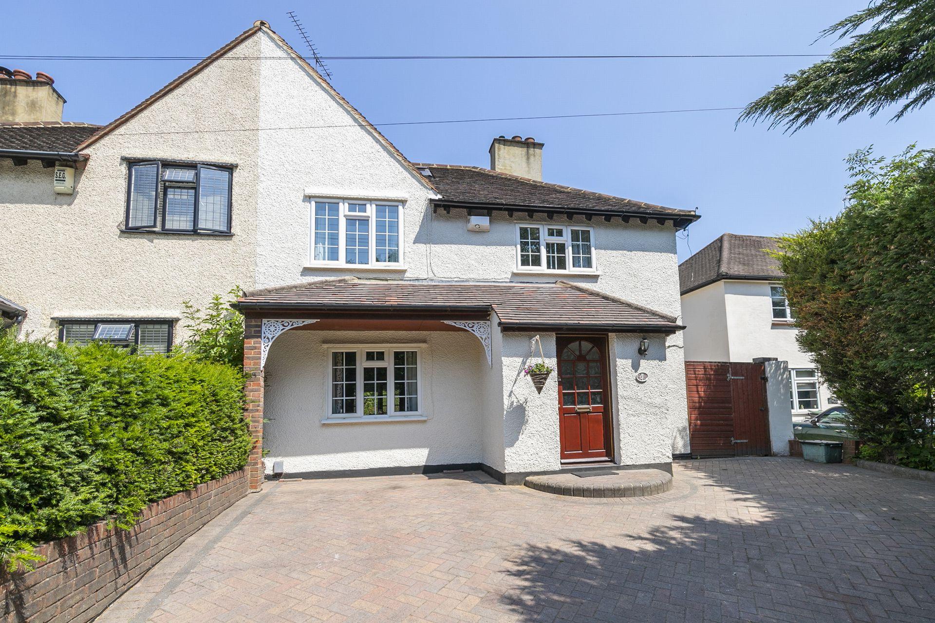 Roding Lane  Buckhurst Hill  IG9