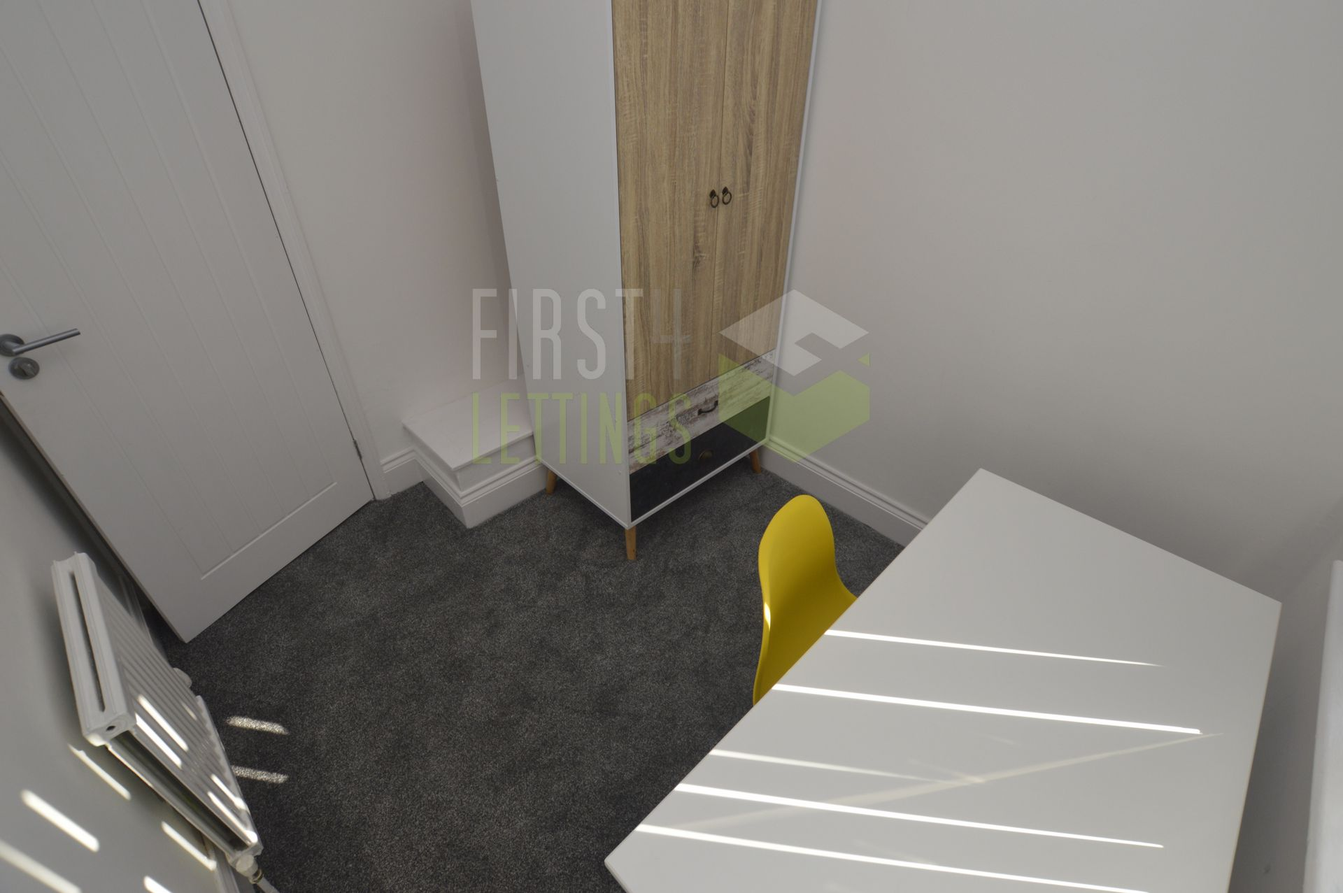 STUDY FOR BEDROOM 8