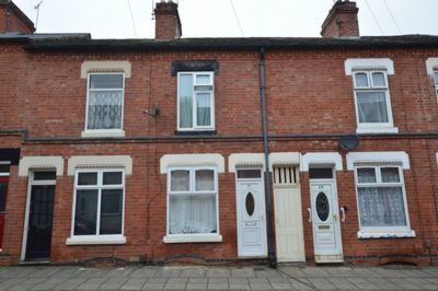 FRONT, Avon Street, Leicester, LE2