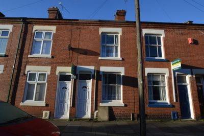 FRONT, St. Leonards Road, Leicester, LE2