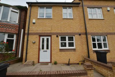 FRONT, MacAulay Street, Leicester, LE2