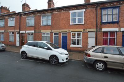 FRONT, Bulwer Road, Leicester, LE2