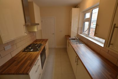 KITCHEN, Dartford Road, Leicester, LE2