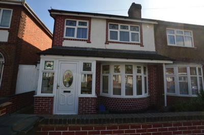 FRONT, Greenhill Road, Leicester, LE2