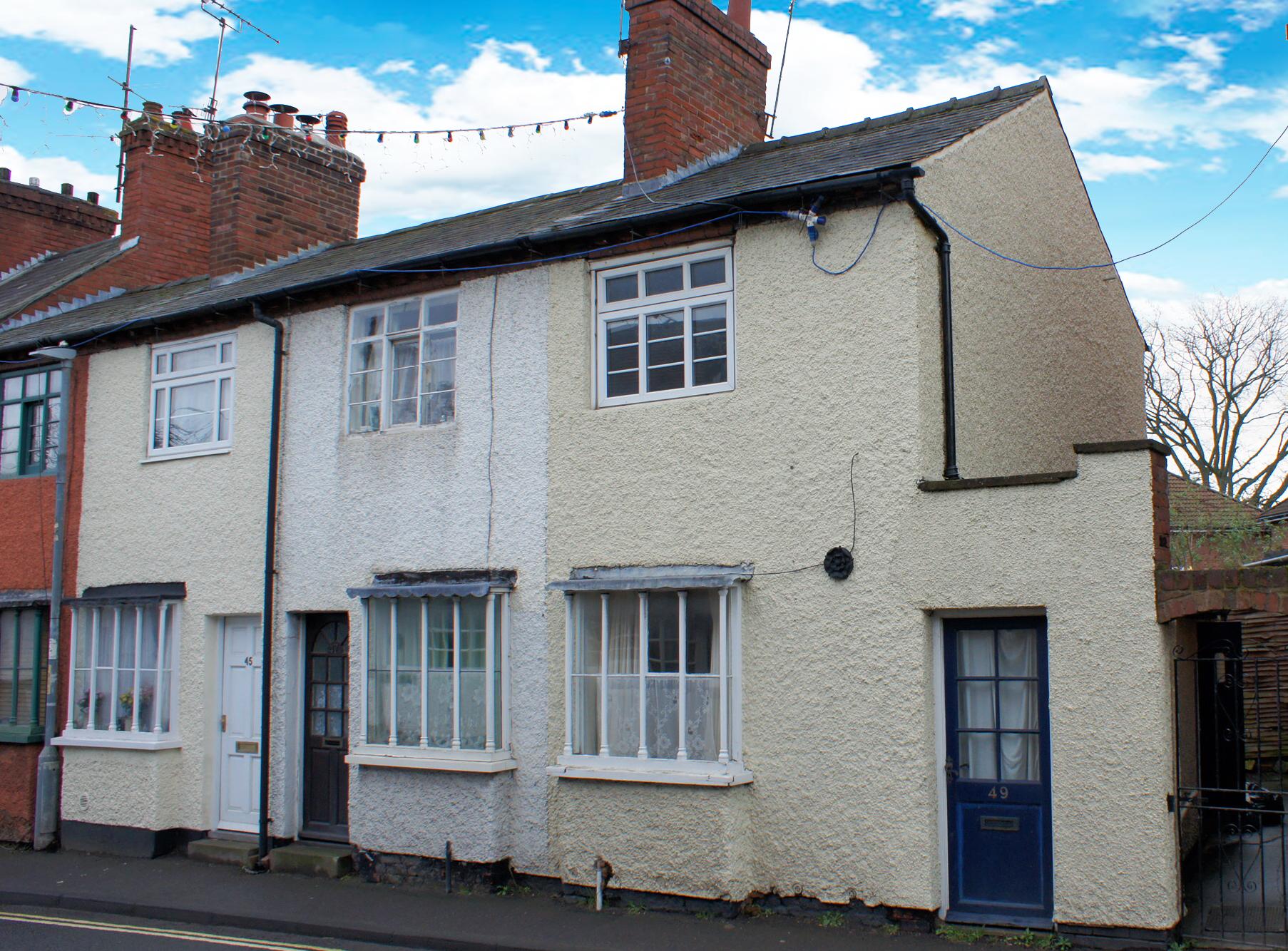 Cross Street  Tenbury Wells  WR15