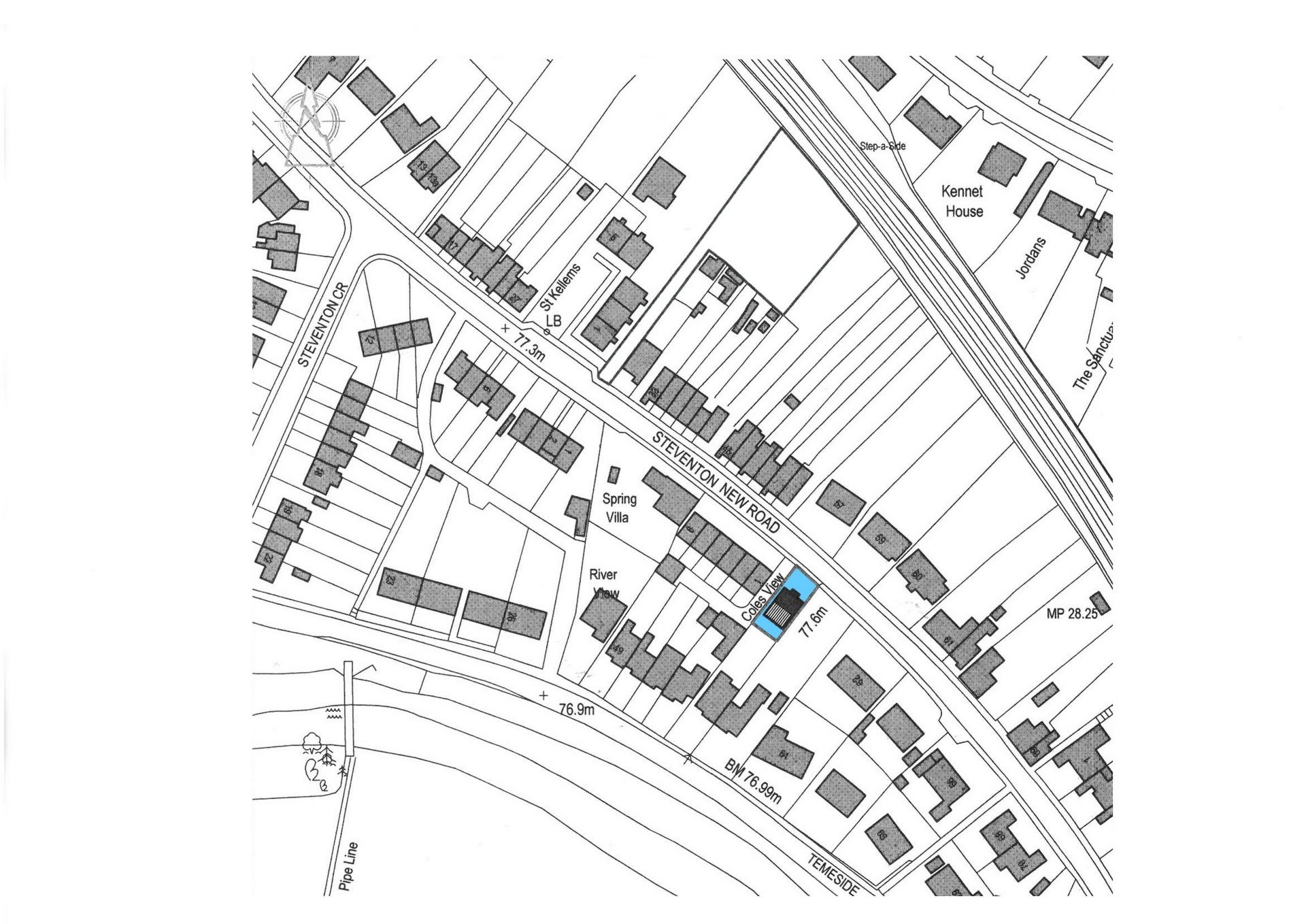 Steventon New Road  Ludlow  SY8
