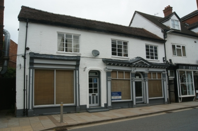 Market Street  Tenbury Wells  WR15