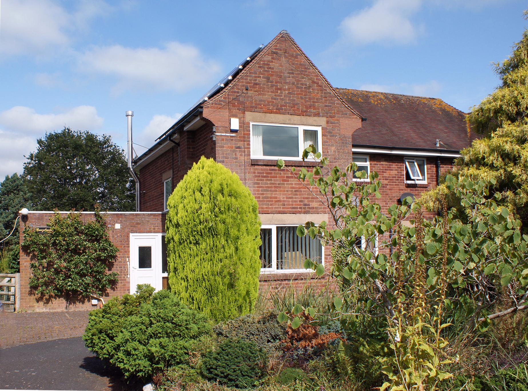 Berrington Road  Tenbury Wells  WR15