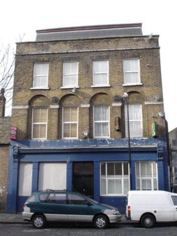 Tapp Street  Whitechapel  E1