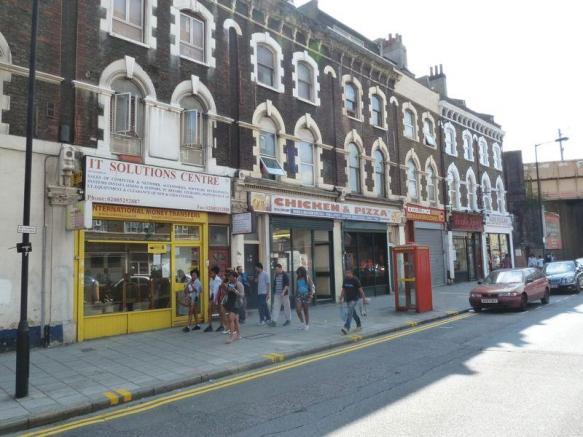 Amhurst Road  Hackney  E8
