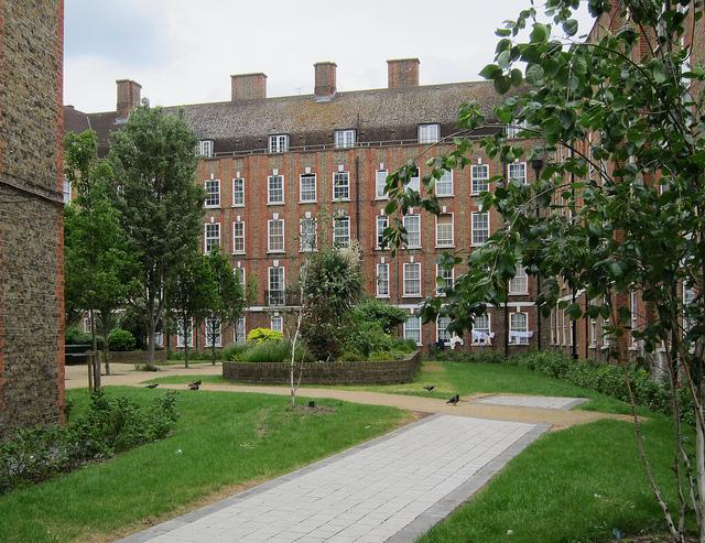 Bell Lane  Spitalfields  E1