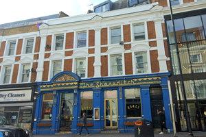 Shoreditch High Street  London  E1