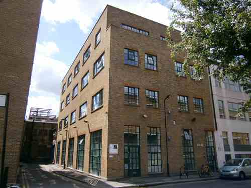 New Inn Yard  London  EC2A