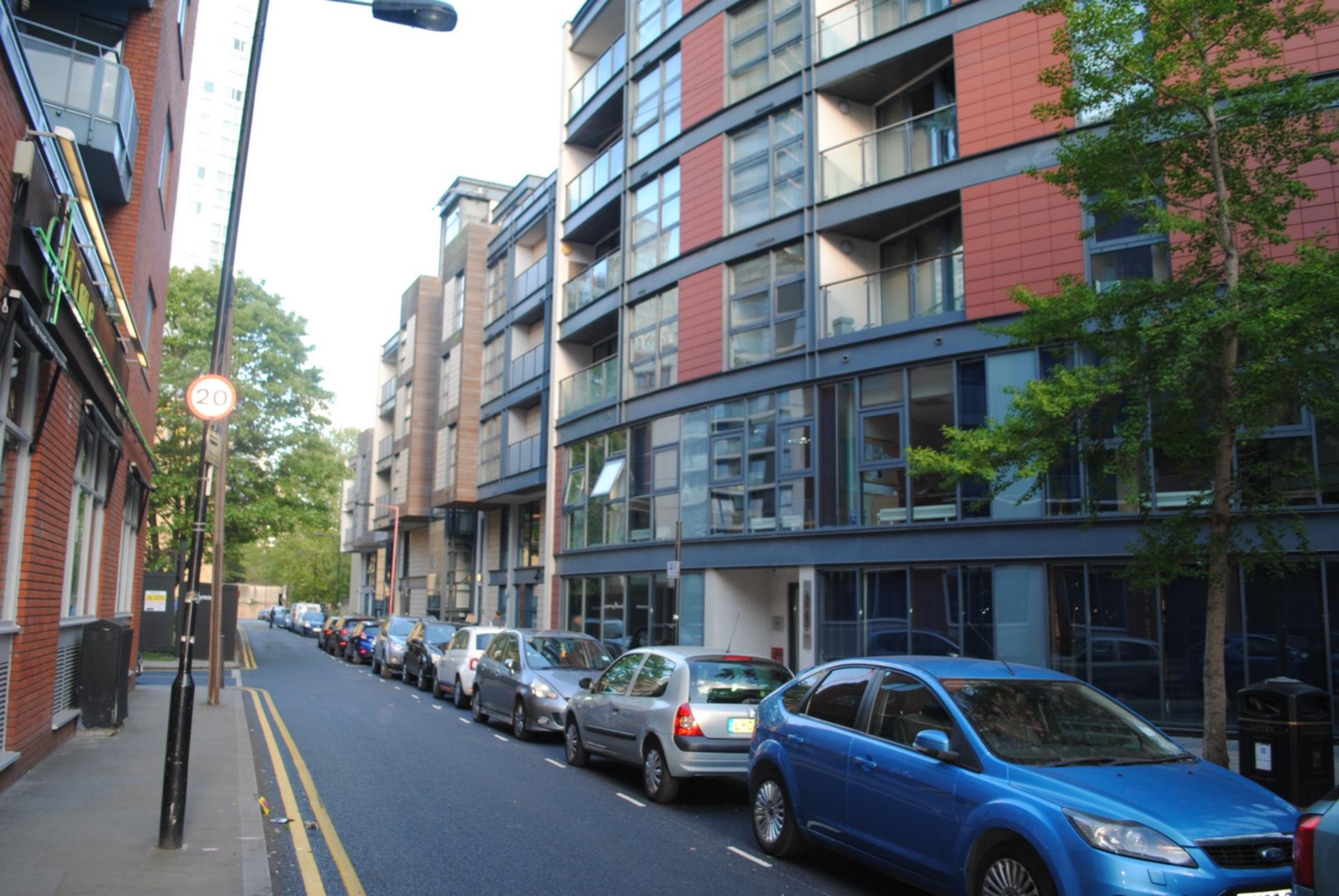 Manilla Street  London  E14