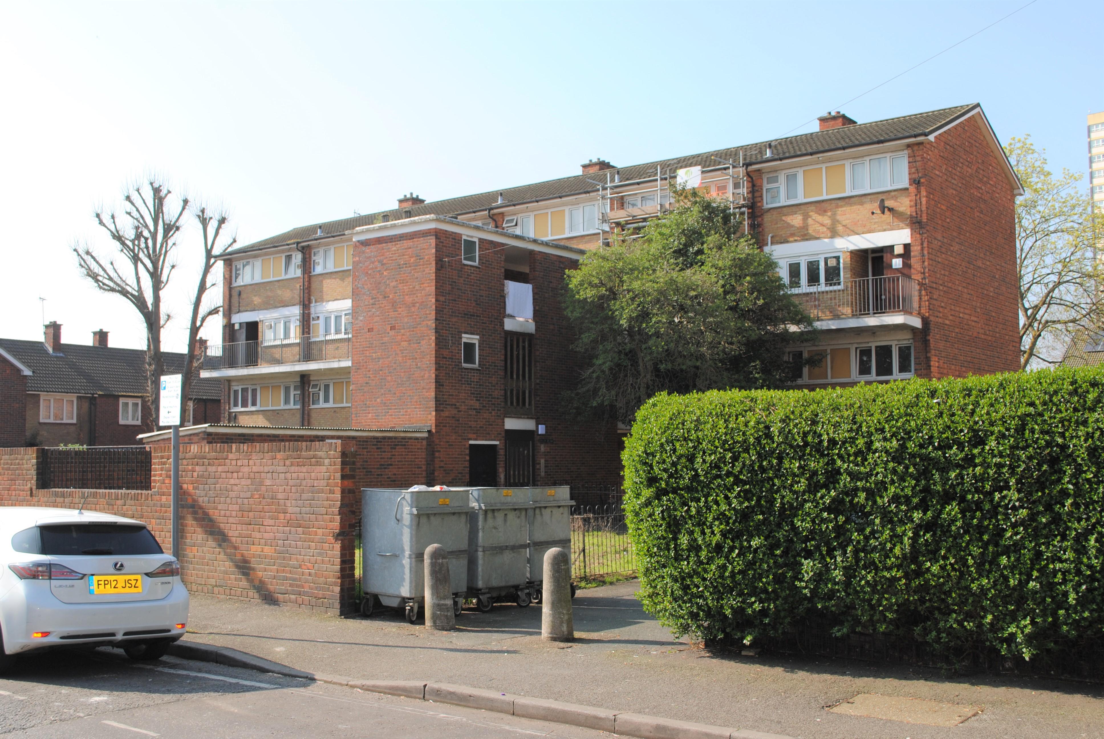Francis Street  London  E15