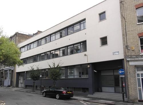 Scrutton Street  Shoreditch  EC2A