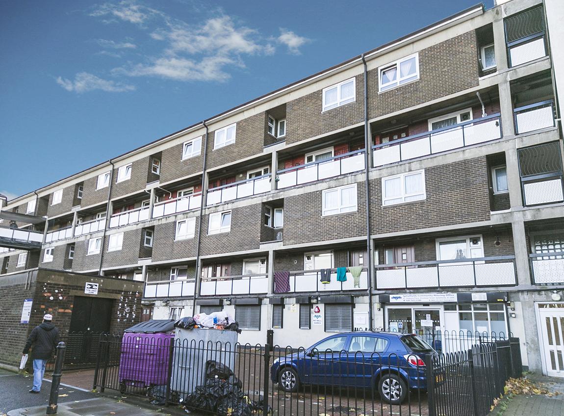 Hobsons Place  Spitalfields  E1
