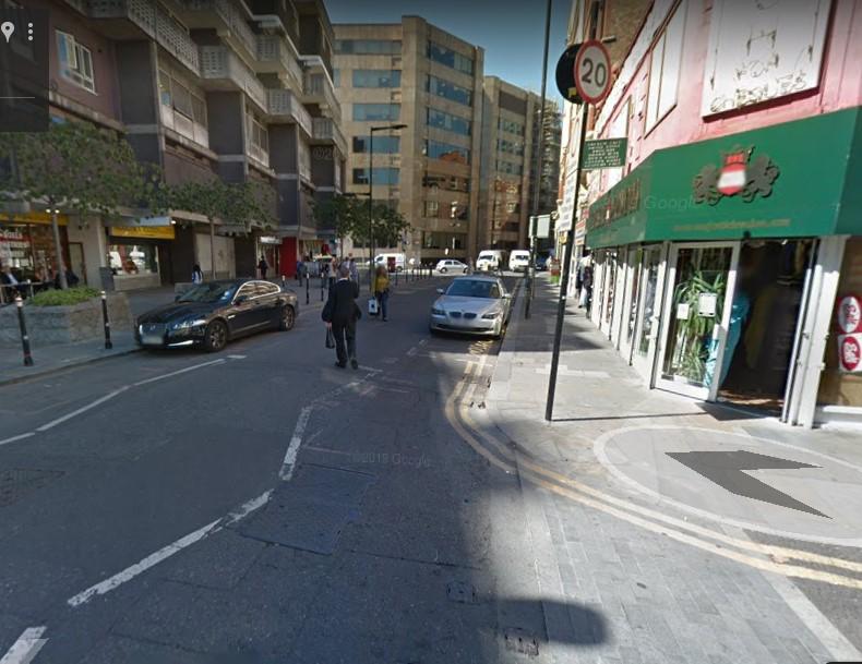 Middlesex Street  Spitalfields  E1