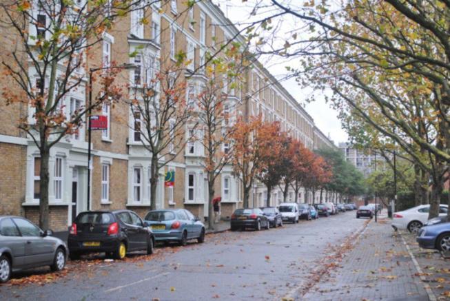 Corfield Street  Bethnal Green  E2