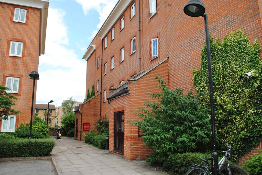 Amber Wharf  London  E2