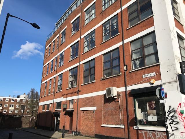 Jersey Street  Bethnal Green  E2