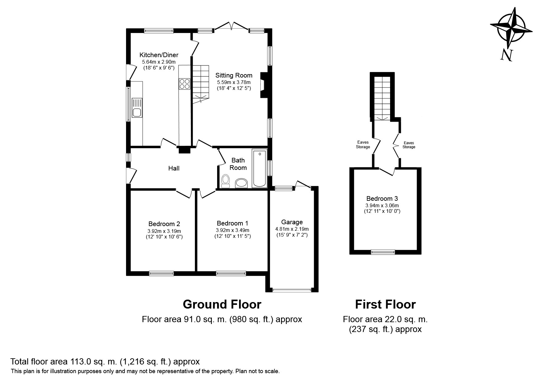Property For Sale Orchard Road Upper Poppleton Yo26 3