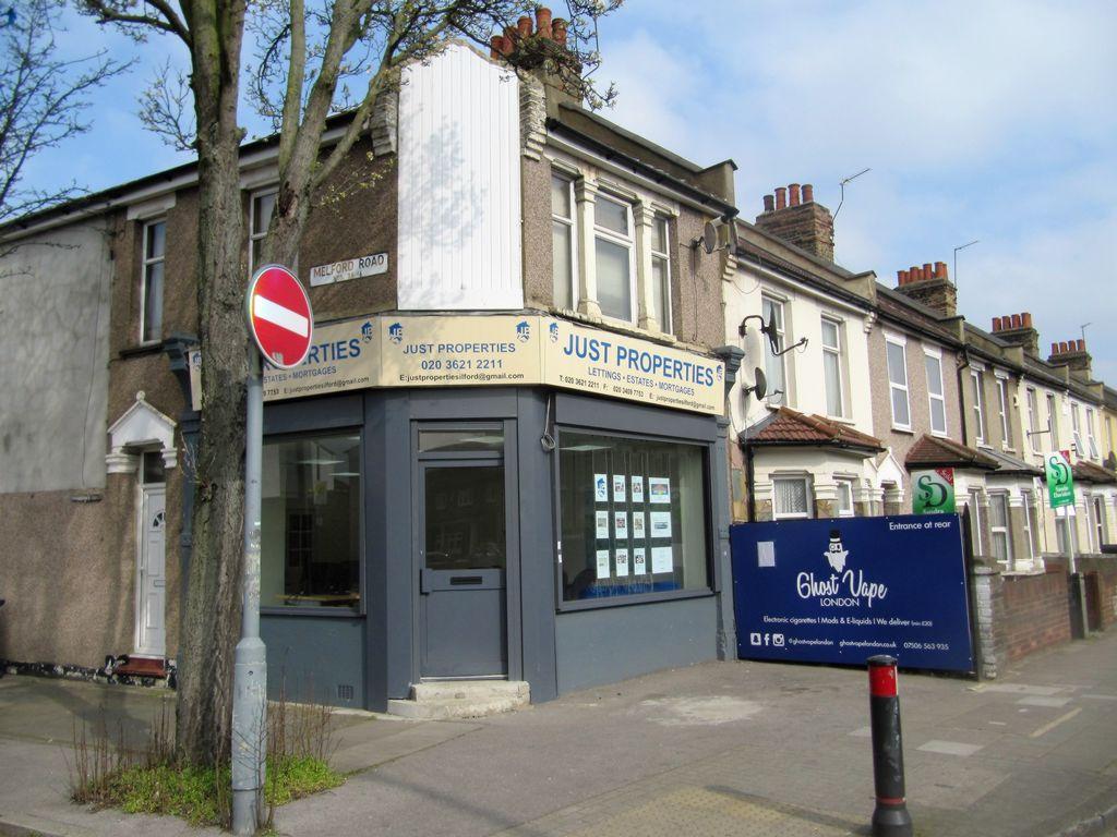 Green Lane  Ilford  IG1