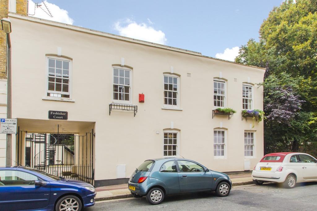 Old Woolwich Road  Greenwich  London  SE10