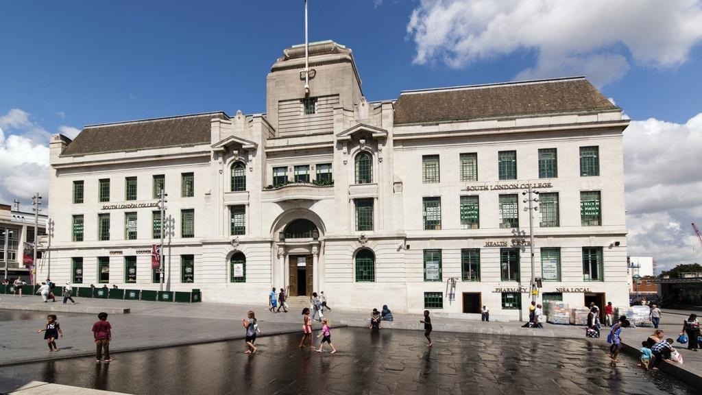 General Gordon Square  London  SE18