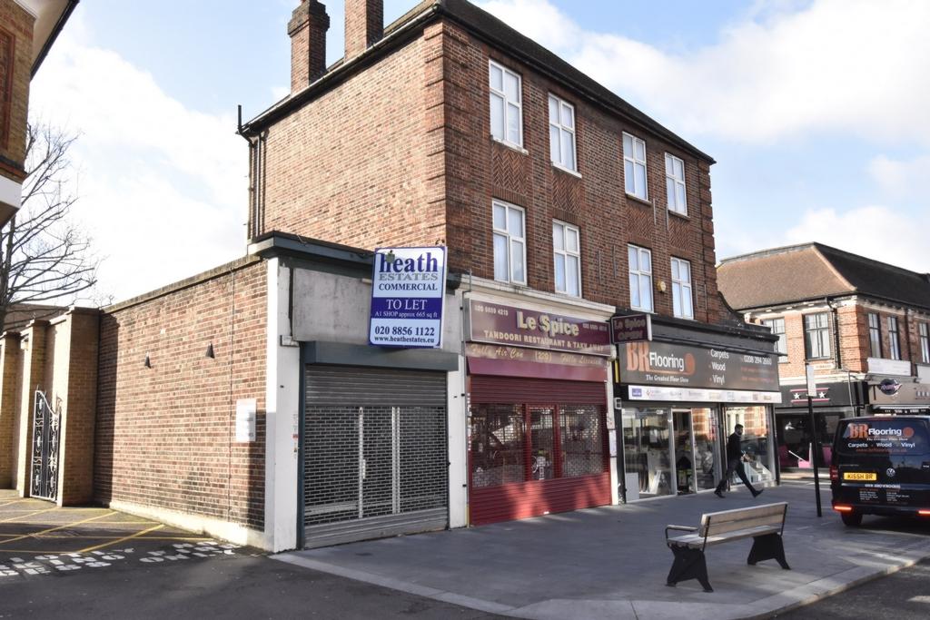 Eltham High Street  London  SE9