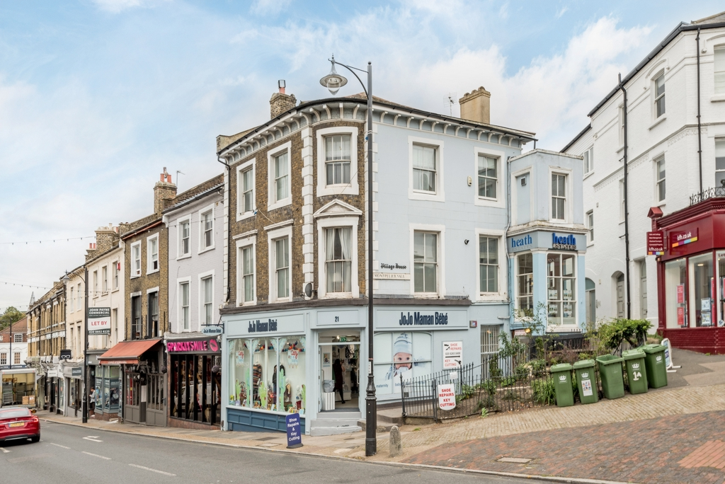 Montpelier Vale  Blackheath  London  SE3