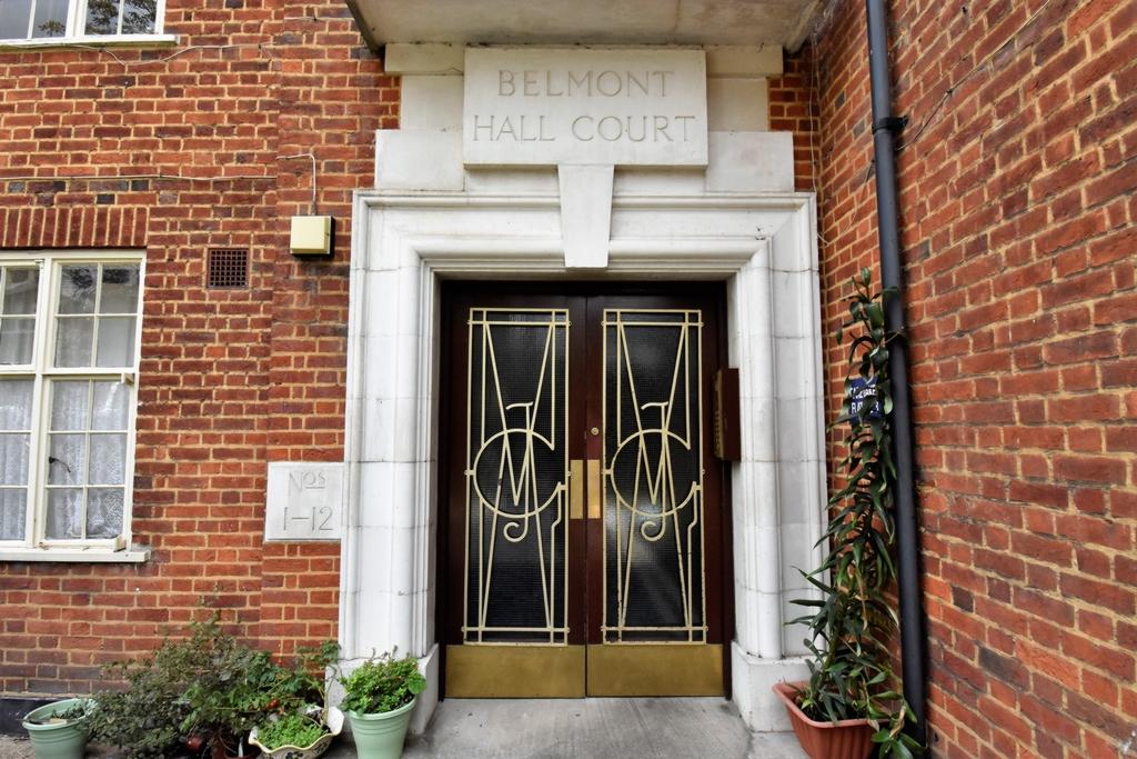 Belmont Grove  Lewisham  London  SE13