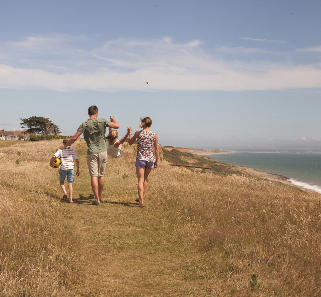 Highcliffe Beach -