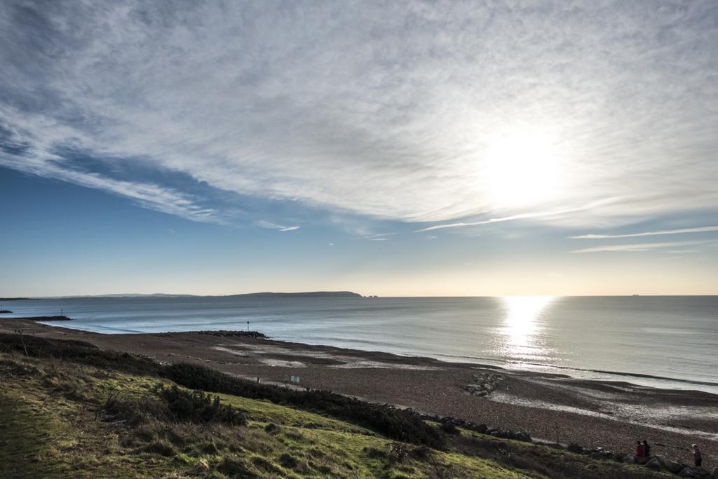 Highcliffe Beach -
