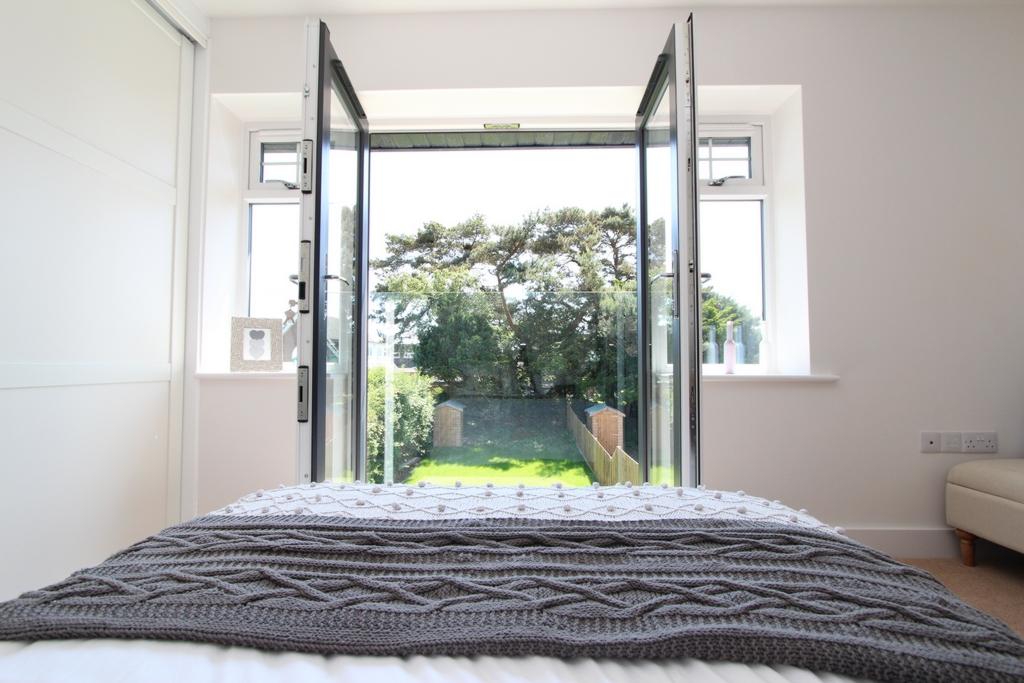 Master Bedroom View -