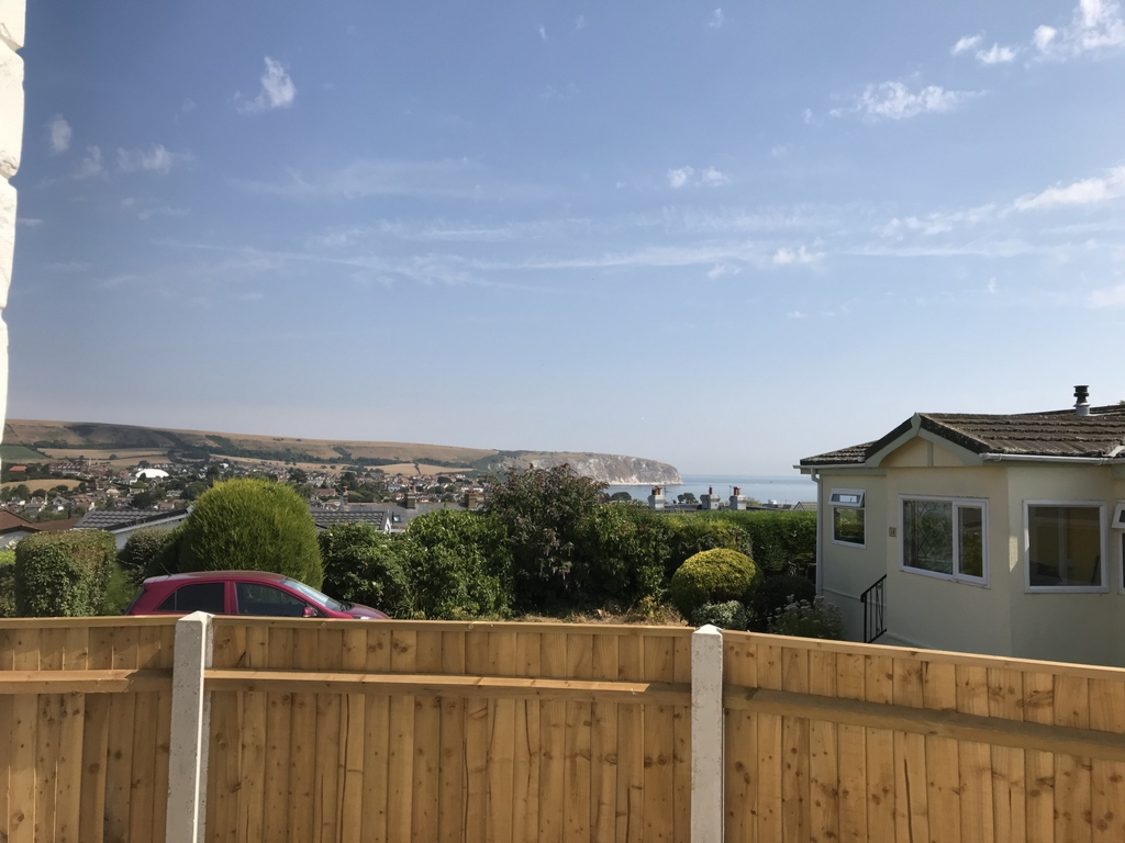View from Garden -