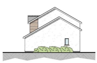Side Elevation -