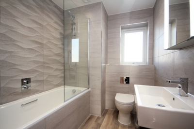 bathroom 5 sea rose -