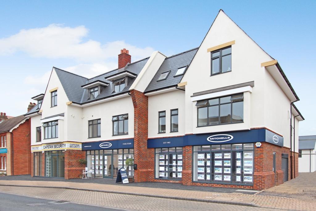 Lymington Road  Highcliffe  BH23