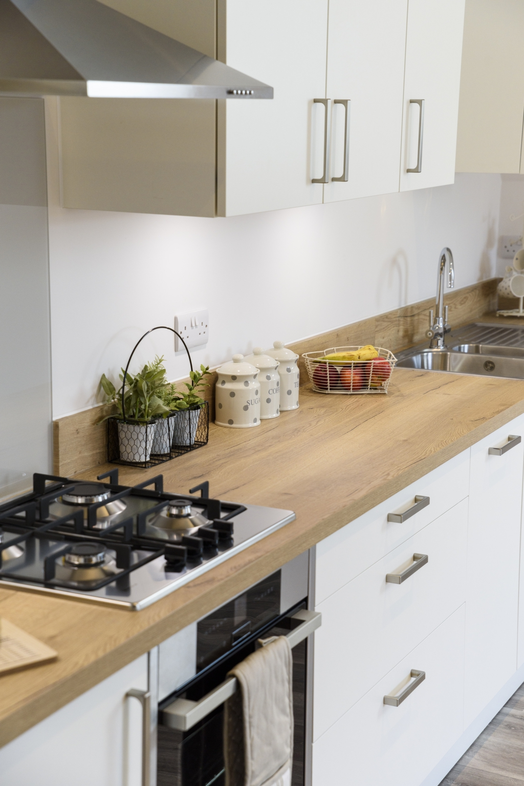 Flat 12 kitchen -