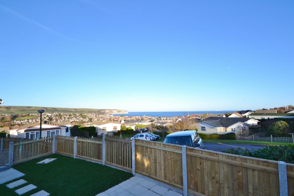 back garden view -