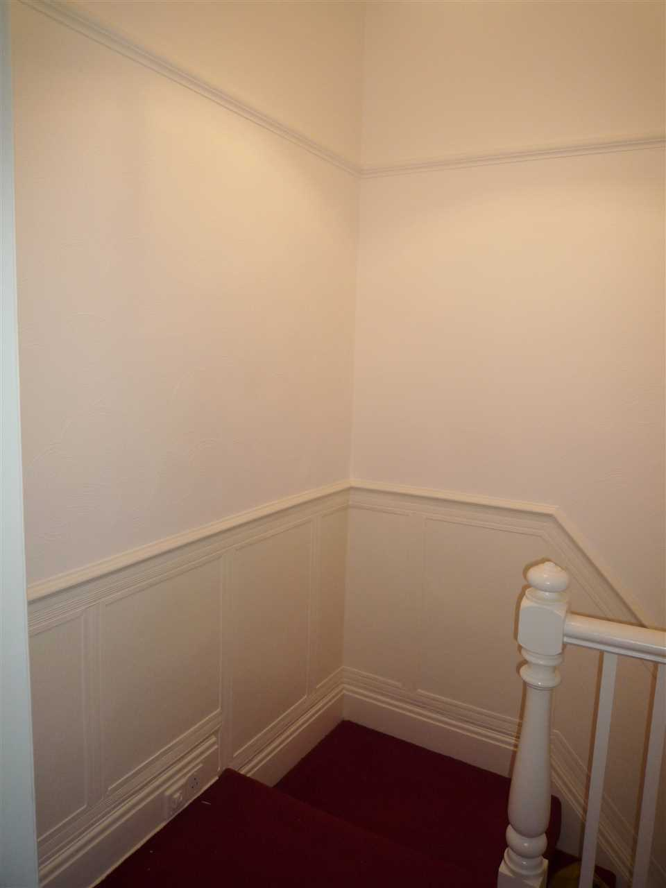 Staircase To First Floor