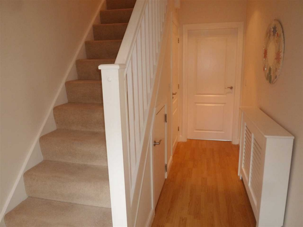 Inner Hallway and Stairs To First Floor