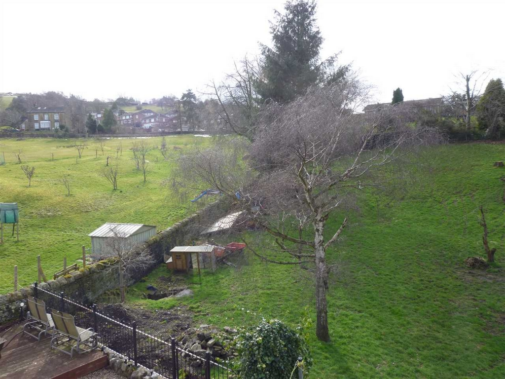 View From Bedroom Two