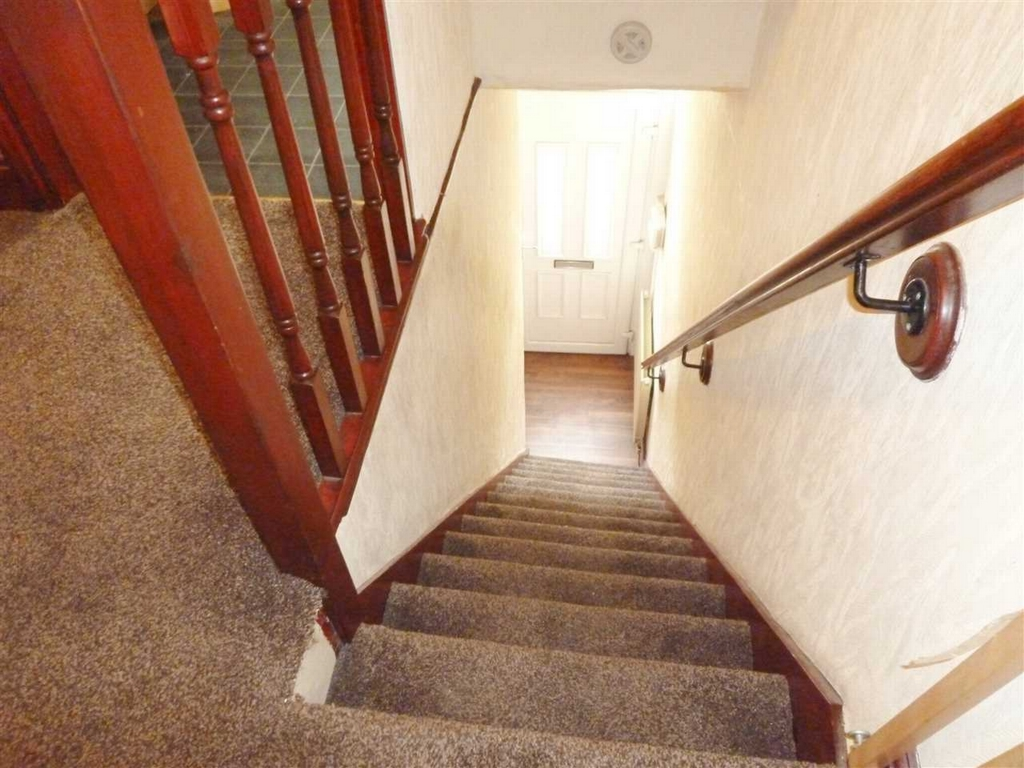 Stairs To First Floor Landing.
