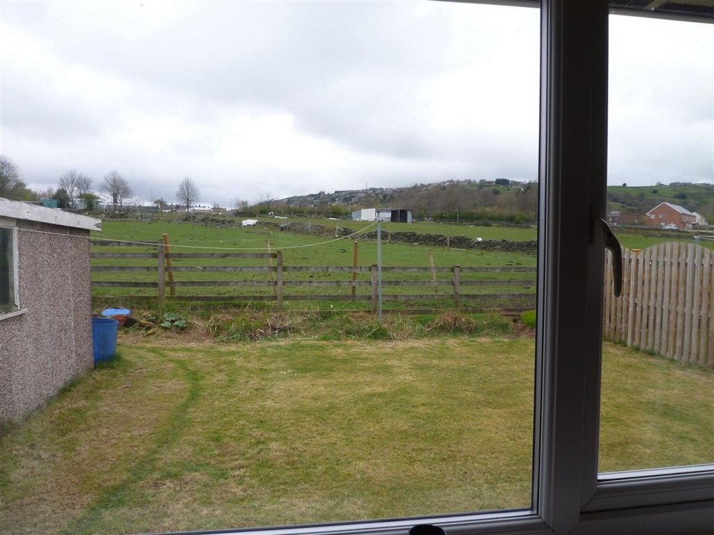 View From Bedroom Windows