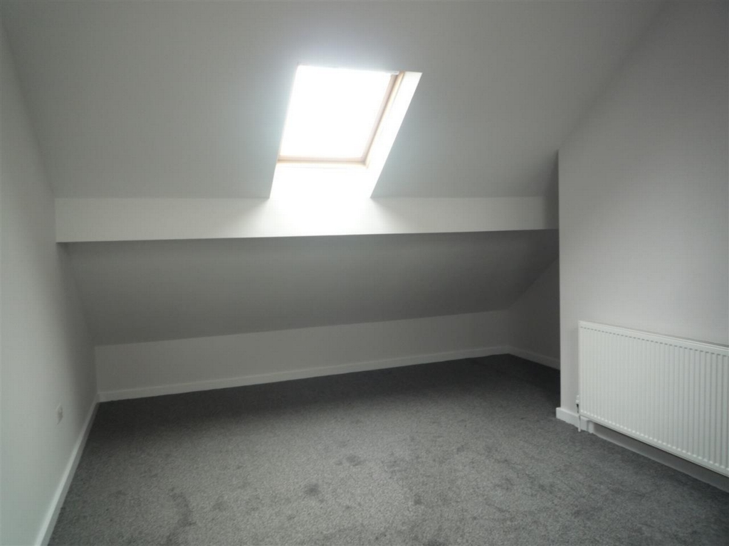 Second Floor Attic Bedroom